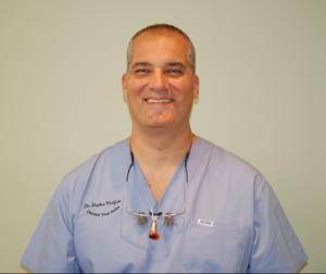 Kelowna dentist Dr. Stephen Malfair